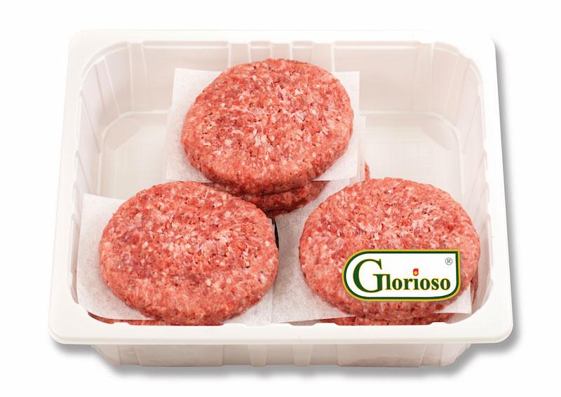 Hamburger di bovino Horeca