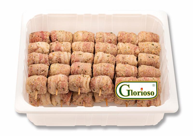 Involtini di pancetta Horeca