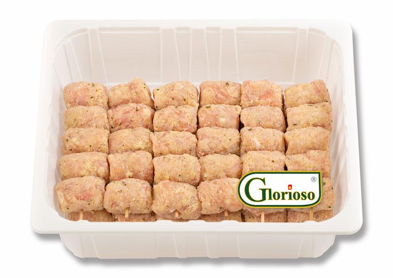 Involtini messinesi di pollo Horeca