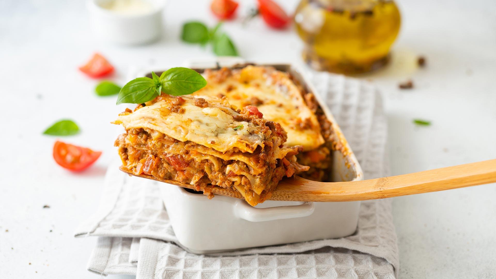 Lasagne alla sicilianissima
