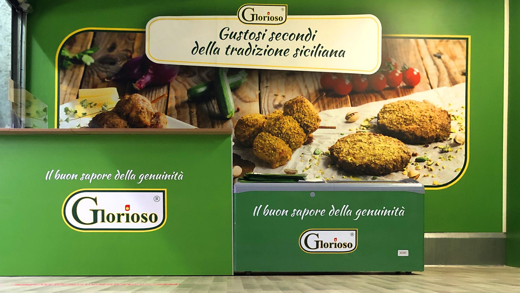 Glorioso al Foody di Milano